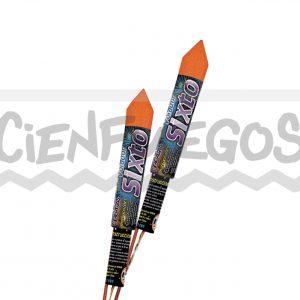SIXTO – Cana de 60 cm. de efectos y colores surtidos