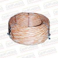 Rollo de alambre de cruzada de 300 mts. (2 x 0.60)-306