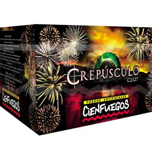 CREPUSCULO – Torta de 1 1/4″ efectos vasocolor rojo con cracker