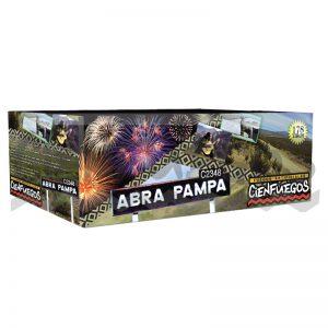 ABRA PAMPA – súper show 178 tiros calibres varios, colores y efectos surtidos