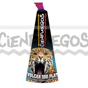 VOLCAN PLATEADO 500 GRAMOS