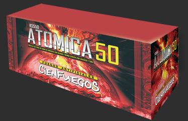 ATOMICA 50