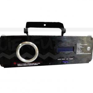 Laser 500 watts RGB