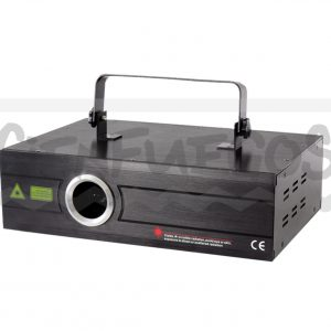 Laser Programable RGB 800 watts