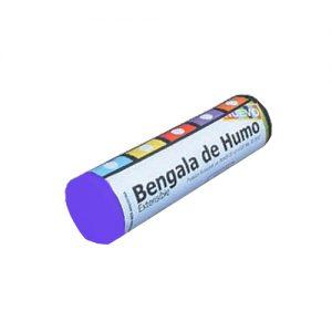 BENGALA DE HUMO VIOLETA