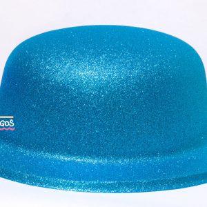 GORRO BOMBIN CON PURPURINA – de plastico Varios colores