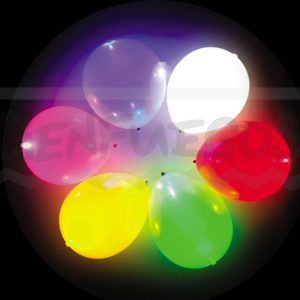 GLOBO CON LED