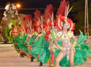 Chaco Colores de Carnaval 2017