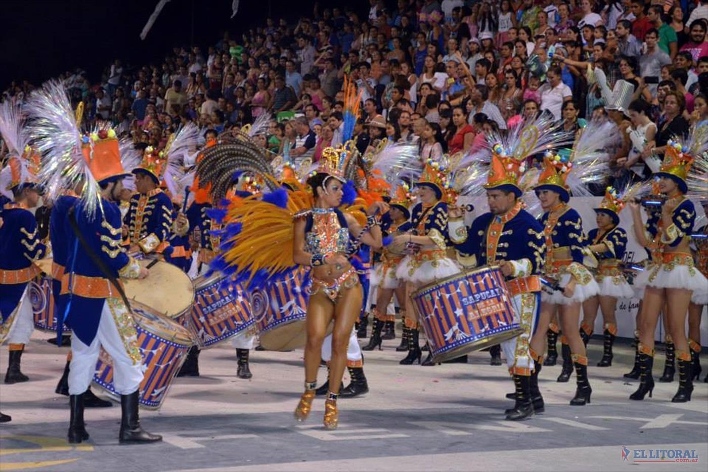 Fiesta en la Capital Nacional del Carnaval