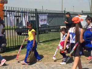 Cienfuegos fue parte del gran cierre de los Juegos Porteños 2017