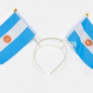 VINCHA BANDERA ARGENTINA