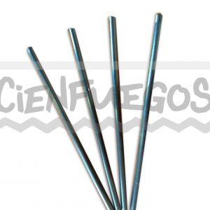 Tubo recarga serpentina – A5057D  – Dorado // A5057P – Plateado // A5057V – Verde // A5057R –  Rojo //