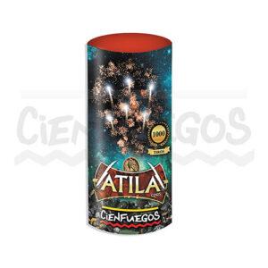 ATILA – TORTA DE 1000 TIROS