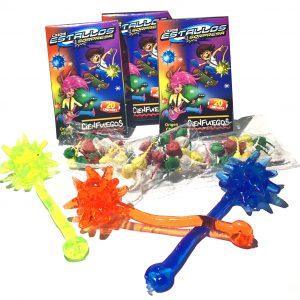ESTALLOS SORPRESA ; (juguete silicona de varios colores)