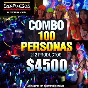 COMBO 100 PERSONAS