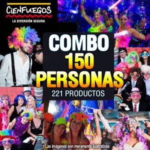 COMBO 150 PERSONAS