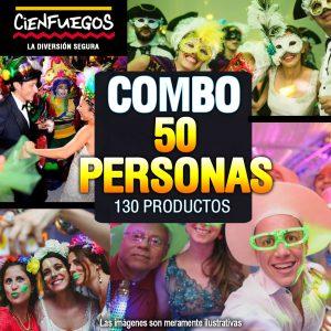 COMBO 50 PERSONAS