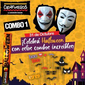COMBO 1 HALLOWEEN