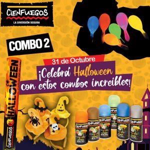 COMBO 2 HALLOWEEN