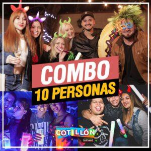 COMBO 10 PERSONAS