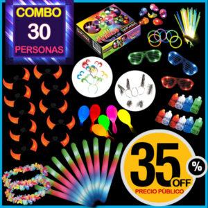 COMBO COTIILLON  30 PERSONAS