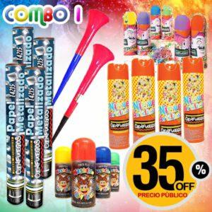 COMBO COTIILLON  1